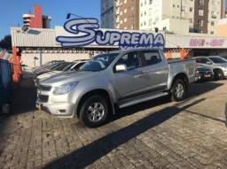 S10 CD LT 4X2 2.5 MANUAL FLEX ÚNICO DONO - 2015