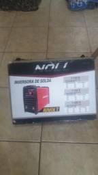 Vendo máquina de solda noll 200 amperes bivolt
