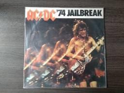 Vinil AC/DC 74' Jailbreak