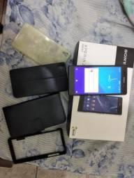 Smartphone Sony Xperia Z2 impecável