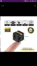 Câmera HD em post mini