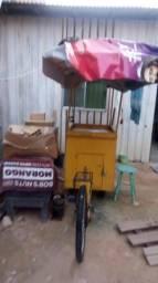 Carro de guaraná