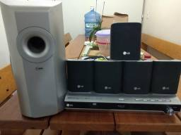 Home Theater LG DVD Receiver
