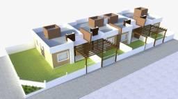 Casa com 2 dormitórios à venda, 50 m² por R$ 140.000 - Sai Mirim - Itapoá/SC