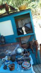 Copa de madeira antiga, pra restaurar