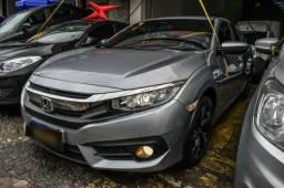 New Civic g10 EXL 2.0 aut + completão + 2019 vist - 2017