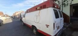 Ambulância americana V8 Diesel - 1993