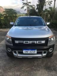 Ford ranger xlt cd4 3.2 auto diesel 2014 - 2014