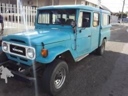 Toyota Bandeirantes 1988 - 1989