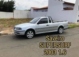 Saveiro supersurf 1.6 - 2003
