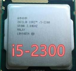 Processador i5 2300 2.8 Socket 1155 comprar usado  Recife
