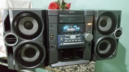 Micro System Sony Mhc-dx30 impecavel