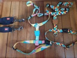 Coleira Peitoral Zee.Dog H (Zee Dog) para cachorros de pequeno porte