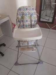 Cadeira alimentação