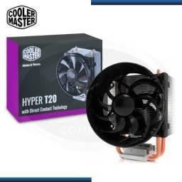 Cooler Dissipador Para Processador Cooler Master Hyper T20