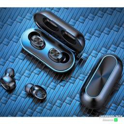 Fone de ouvido sem fio Bluetooth até 3,5h de música!! B5