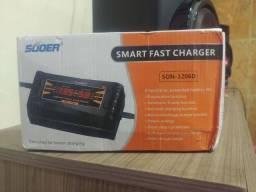 Carregador de baterias para Carro/Moto