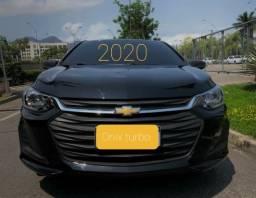 Novo Ônix 1.0 turbo automático. 2020