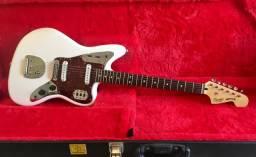 Guitarra Squier Vintage Modified Jaguar Olympic White