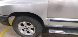 S10 colina 2.8 4x4 diesel prata 2008/2009 R$ 42900