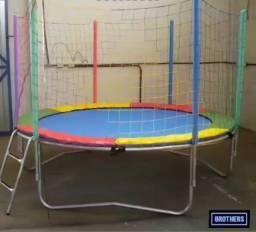 Promoçao de cama elastica para eventos e festas
