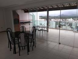 Apartamento Cobertura Linear, na Praia do Morro a 50m da Praia.