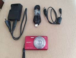 Câmera fotográfica Cyber Shot da Sony - Seminova