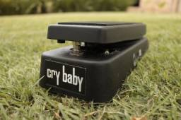 Pedal Dunlop Cry Baby Wah Wah Gcb95
