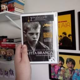 Dvd duplo a fita branca (2009) | michael haneke