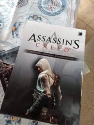 Coleção livros ASSASSINS CREED