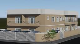 Apartamento à venda com 2 dormitórios em Recanto do sol, São pedro da aldeia cod:SAP3400