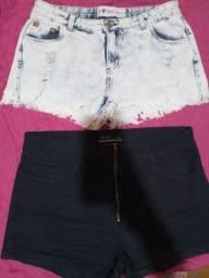 Bermudas jeans nro 44/ as 2 por 50