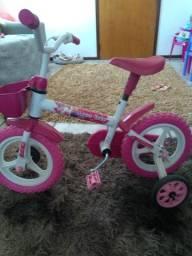 Bicicleta semi nova