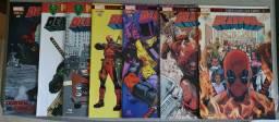 Combo Deadpool Totalmente Nova Marvel nº 01 até 28