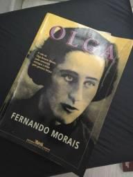 """Livro """"Olga"""" de Fernando Morais"""