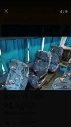 bancada de micro ônibus Volare v8