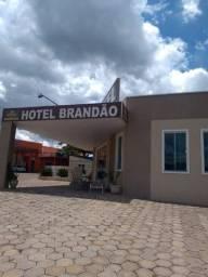 Hotel a venda   Hotel Brandão - Taquaral GO