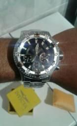 Relógio Invicta e Diesel