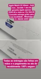 Megapromo apple watch s5 40mm lacrado 1 ano de garantia apple