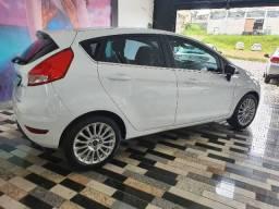 Ford New Fiesta Titanium 1.6 Automático 2014 Completo - 2014