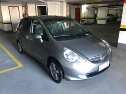Honda Fit LXL mod 2008, aut. 29.000 km originais