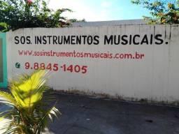 Conserto instrumentos musicais