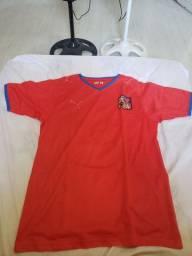 Camisa de seleção da República Tcheca