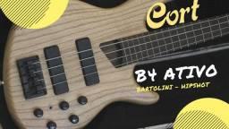 Baixo Cort B4 - ativo - Bartolini MK1