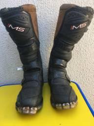 Bota IMS Tamanho 41 para trilha de moto