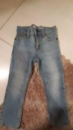 Calças tamanho 3t - Importadas