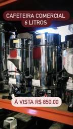 Cafeteira comercial 6 litros - Victor