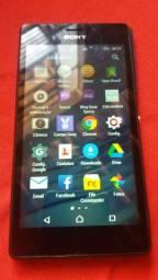 Sony  Xperia m2 aqua bem conservado