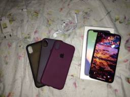 Vendo ou troco IPhone X 256GB