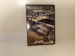 Need For Speed Most Wanted PS2 Novo Funcionando Perfeitamente